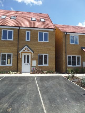 Thumbnail Semi-detached house to rent in Furnace Close, Lincoln