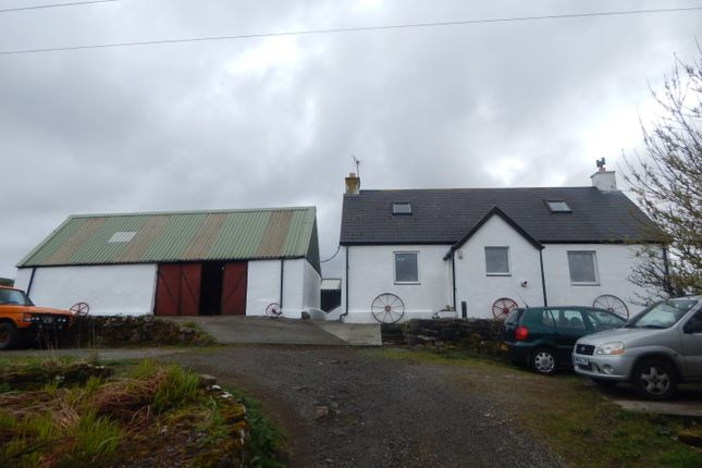 Thumbnail Detached house for sale in Solitote, Duntulm, Isle Of Skye
