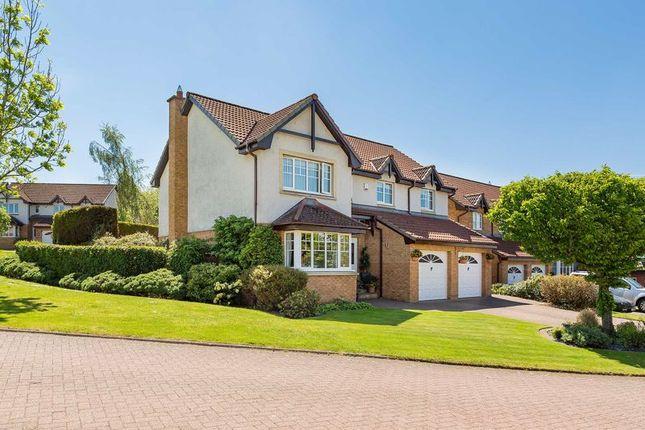 Thumbnail Detached house for sale in Avalon Gardens, Linlithgow Bridge, Linlithgow