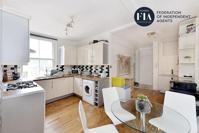 Kitchen of Hurlingham Mansions, New Kings Road, Fulham SW6