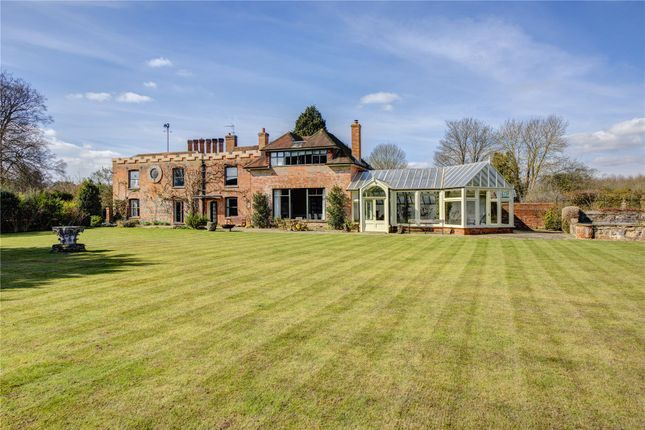 Thumbnail Detached house to rent in Lower Basildon, Reading
