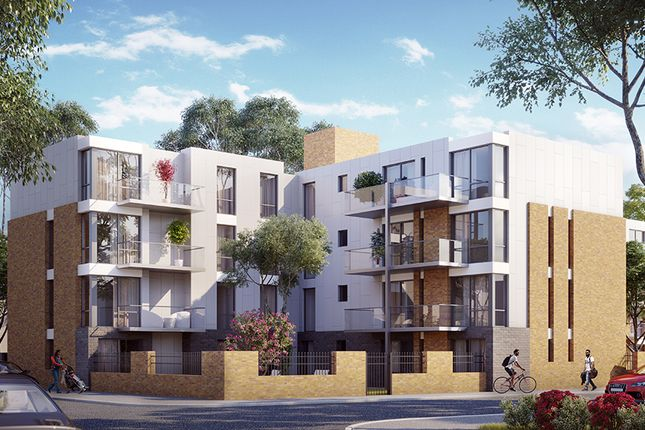 Fabric City Terraces, Park Street, Liverpool L8