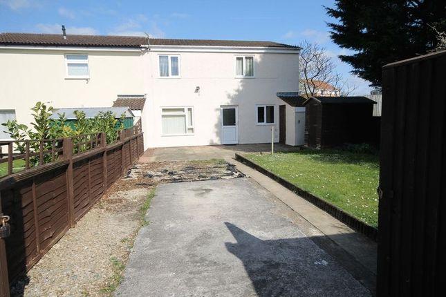 Thumbnail Semi-detached house for sale in Delius Grove, Bristol
