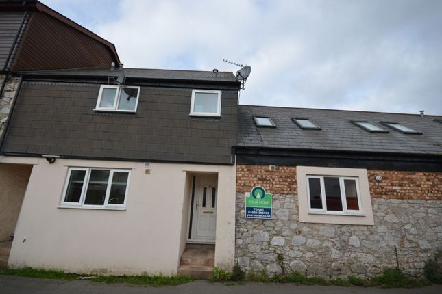 Thumbnail Terraced house to rent in Lemon Mews, Newton Abbot