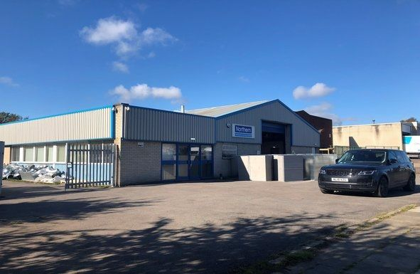 Thumbnail Industrial to let in George Stephenson Industrial Estate, Killingworth, Newcastle Upon Tyne
