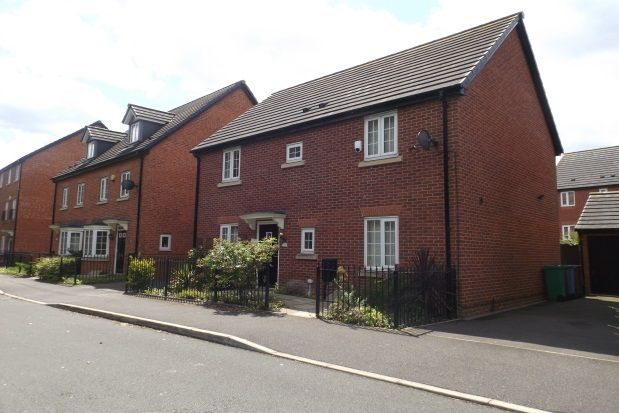Thumbnail Detached house to rent in Cherry Avenue, Manchester