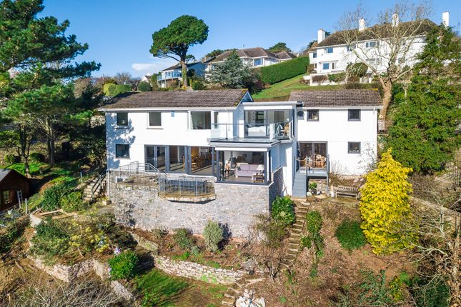 Thumbnail Detached house for sale in Lower Court Road, Newton Ferrers, South Devon.