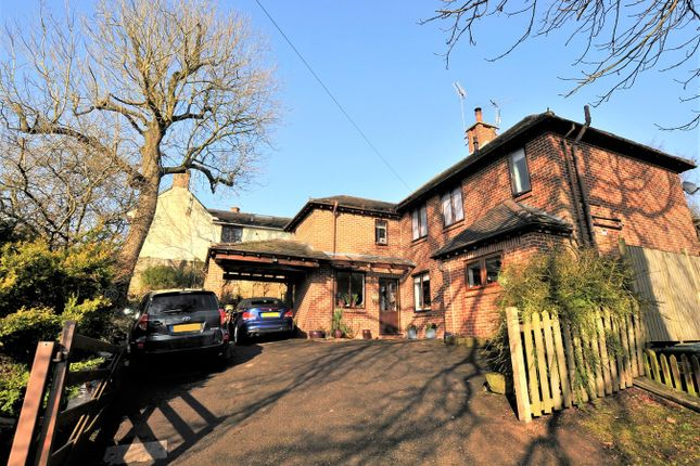 Thumbnail Detached house for sale in Dovehouse Green, Ashbourne
