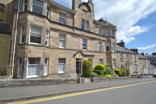 Thumbnail Flat to rent in Princes Street, Stirling