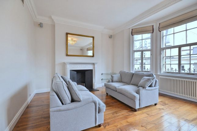 Reception of North Audley Street, London W1K
