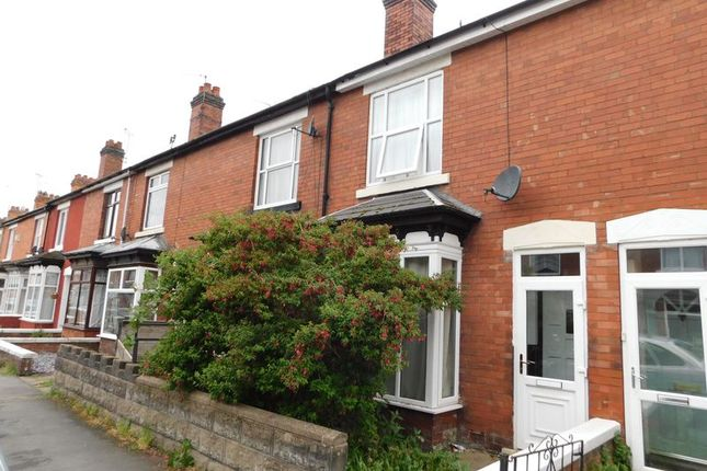 Thumbnail Terraced house for sale in Oxford Gardens, Stafford
