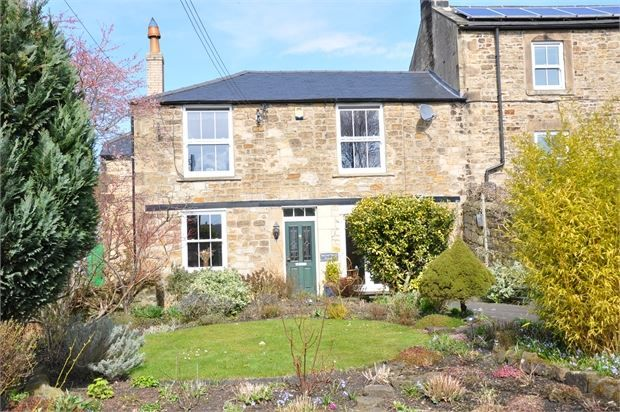 Thumbnail Semi-detached house for sale in Broadfield House, Fourstones