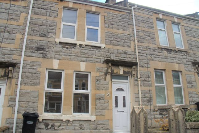 Thumbnail Terraced house to rent in Mayfield Road, Oldfield Park, Bath