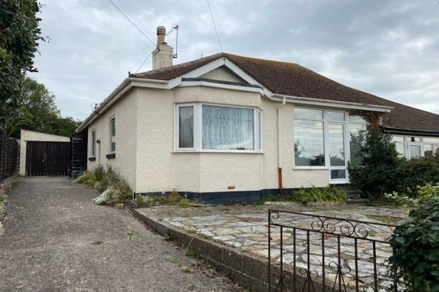 2 bed bungalow to rent in Henty Avenue, Dawlish EX7