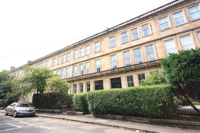 Thumbnail Flat to rent in Hillhead Street, Glasgow