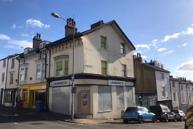Thumbnail Retail premises for sale in Upper North Street, Brighton