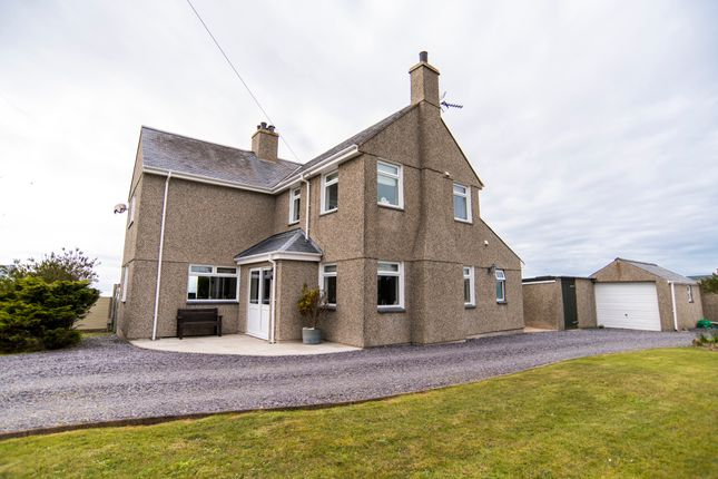 Thumbnail Detached house for sale in Llangwnadl, Pwllheli