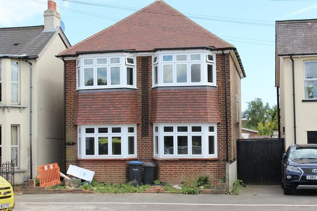 Thumbnail Detached house to rent in Runnemede Road, Egham