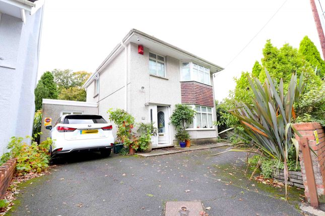 Thumbnail Detached house for sale in Park Road, Swansea