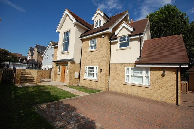 Thumbnail Detached house for sale in Norsey Road, Billericay, Billericay