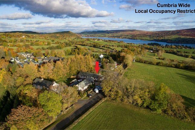 Thumbnail Semi-detached bungalow for sale in Lambgill Bank, Watermillock, Penrith, Cumbria