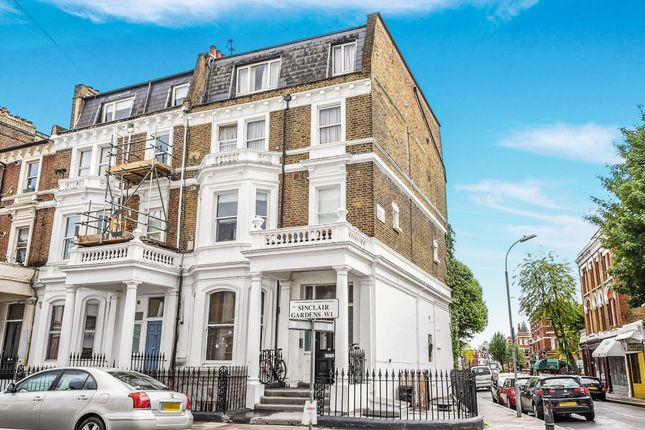 1 bed flat for sale in Sinclair Gardens, London