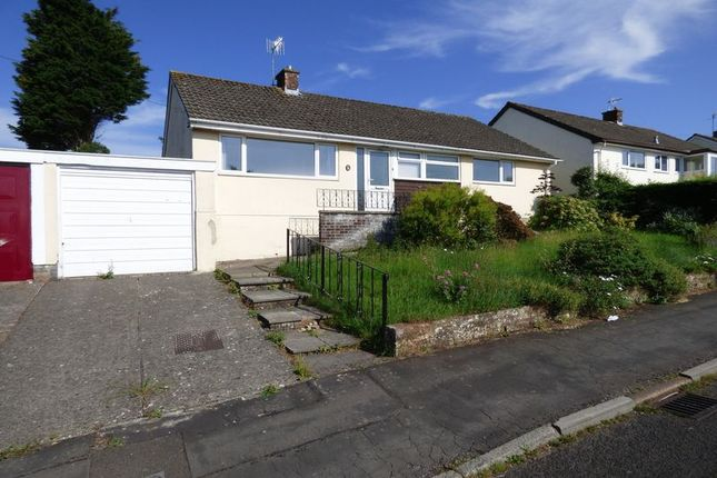 Thumbnail Bungalow for sale in Woodborough Drive, Winscombe