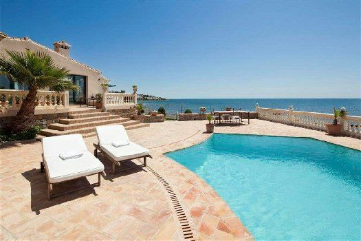 Thumbnail Villa for sale in Mijas, Málaga, Andalusia, Spain