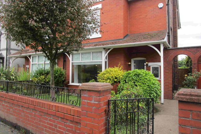 Thumbnail Semi-detached house to rent in St. Helens Road, Leigh, Greater Manchester