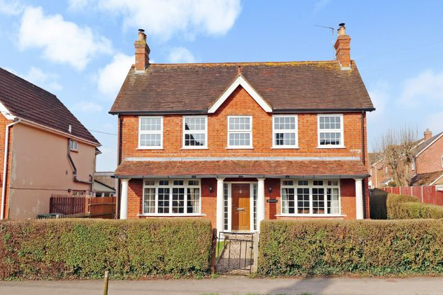 Thumbnail Detached house for sale in The Avenue, Bishops Waltham, Southampton