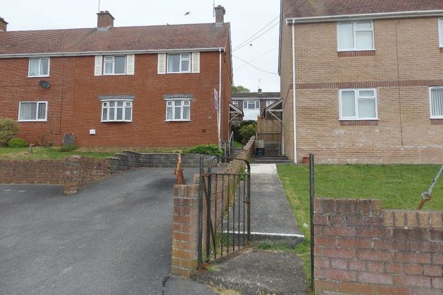 Thumbnail Semi-detached house to rent in Maes Yr Haf, Pwll, Llanelli