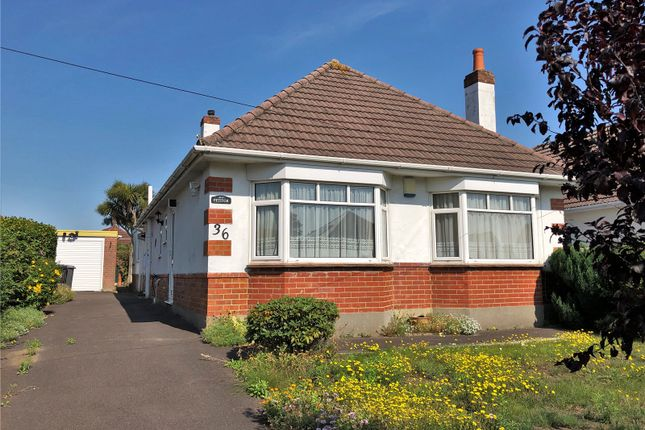 Thumbnail Bungalow for sale in Green Lane, Ensbury Park, Bournemouth, Dorset