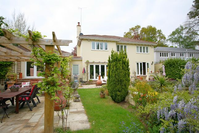 Thumbnail Detached house for sale in Dalkeith Road, Westbourne, Bournemouth