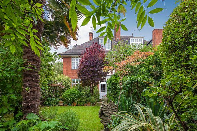Thumbnail Semi-detached house for sale in Belsize Lane, Belsize Village, London