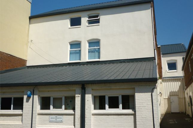 Office to let in King Street, Exeter