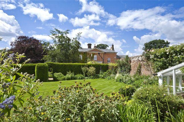 Garden of Old Fakenham Road, Foxley, Dereham, Norfolk NR20