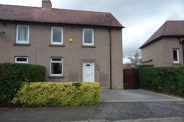 Thumbnail Semi-detached house to rent in Clermiston Grove, Edinburgh