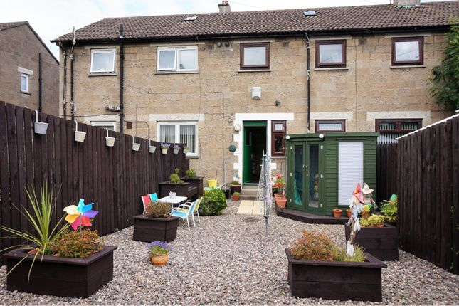 Rear View of Ballantrae Place, Dundee DD4