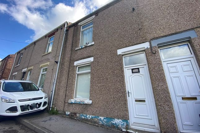 2 bed terraced house for sale in 5 George Street, Ferryhill, County Durham DL17