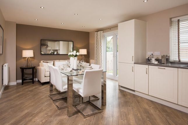 """Thumbnail Detached house for sale in """"Irving (Rural)"""" at Tarporley Business Centre, Nantwich Road, Tarporley"""