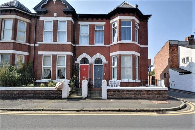 Thumbnail Flat to rent in Wellington Street, Southport