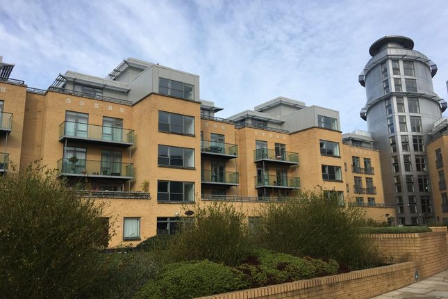 Thumbnail Flat to rent in The Belvedere, Homerton Street, Cambridge