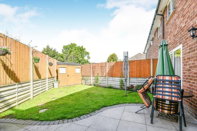 Rear Garden of Titterstone Road, Longbridge, Northfield, Birmingham B31