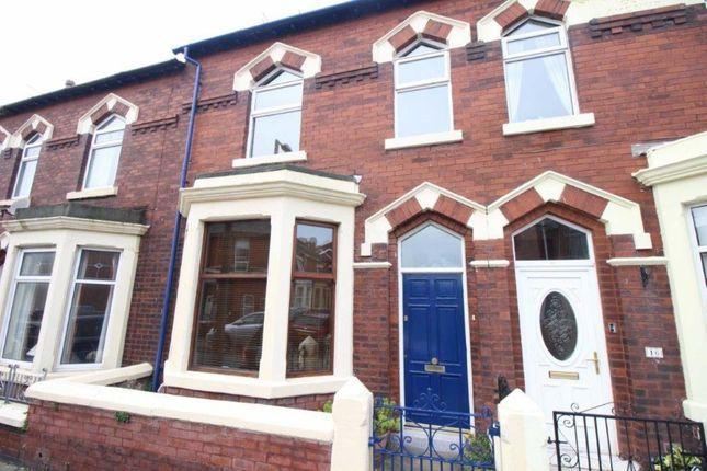 Thumbnail Terraced house for sale in Harris Street, Fleetwood