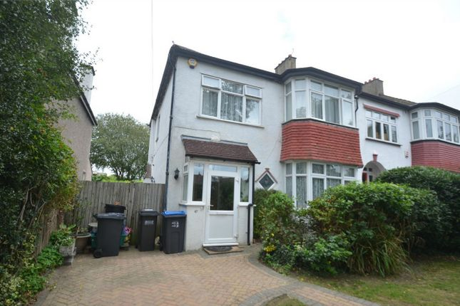 End terrace house for sale in Spring Park Road, Shirley, Croydon