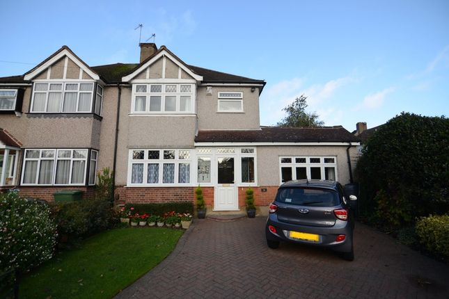 Thumbnail Semi-detached house for sale in Riverdale Road, Bexley