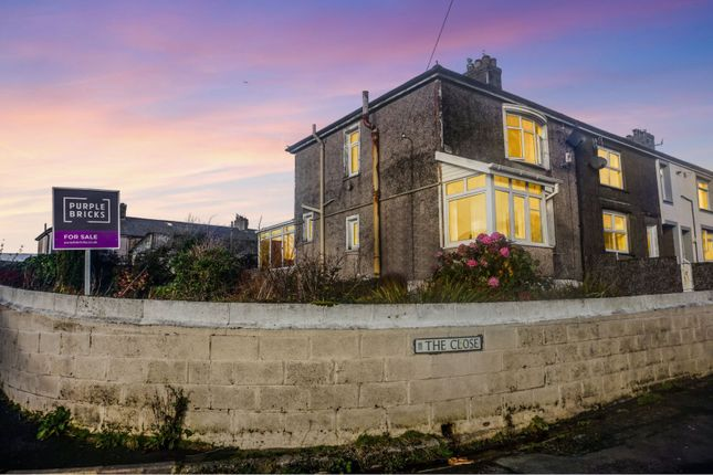 2 bed semi-detached house for sale in The Close, Bransty, Whitehaven CA28