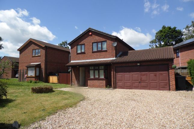 3 bed detached house for sale in Malham Drive, Lincoln