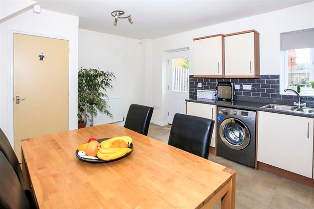 Thumbnail Property to rent in Fletcher Way, Peterborough
