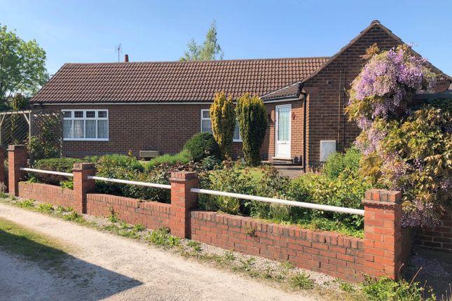 Thumbnail Detached bungalow for sale in Richardsons Lane Off Newlands Road, Riddings, Alfreton